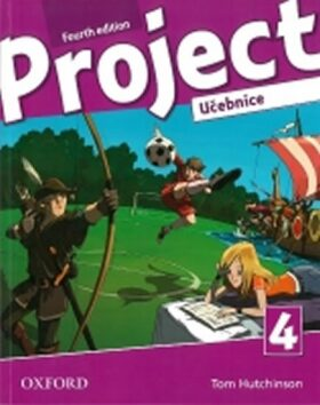 Project 4 Učebnice (4th) - Kolektiv