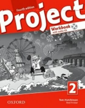 Project 2 Workbook with Audio CD and Online Practice 4th (International English Version) - Tom Hutchinson
