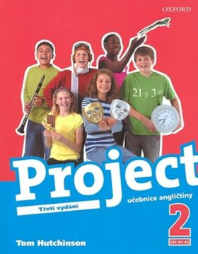 Project 2 Third Edition Student's Book - Tom Hutchinson