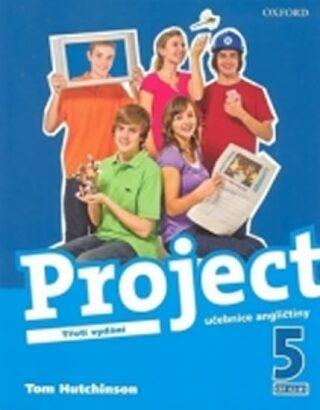 Project 5 Učebnice (3rd) - Tom Hutchinson