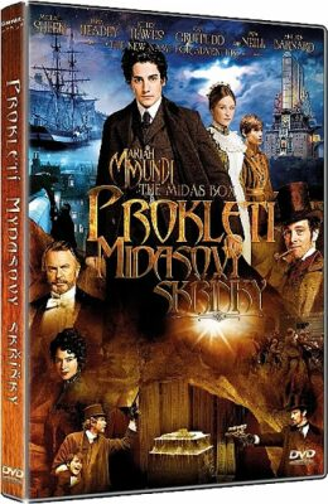 Prokletí Midasovy skříňky - DVD - Jonathan Newman