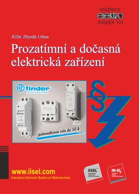 Prozatímní a dočasná elektrická zařízení - Zbyněk Urban