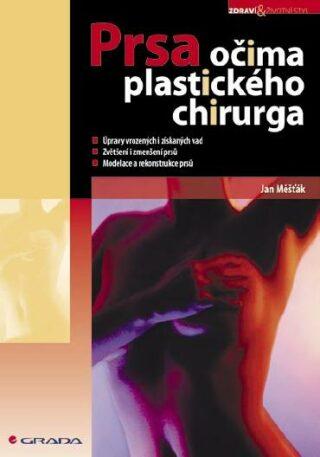 Prsa očima plastického chirurga - Jan Měšťák - e-kniha