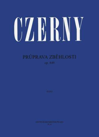 Průprava zběhlosti - Carl Czerny