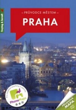Průvodce městem Praha - Jaroslav Kocourek