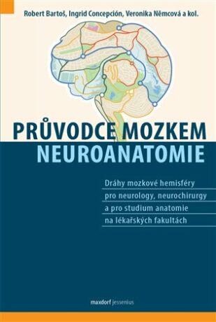 Průvodce mozkem - Neuroanatomie - Kolektiv