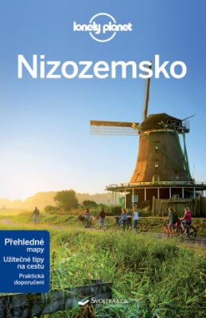 Nizozemsko - Lonely Planet - neuveden