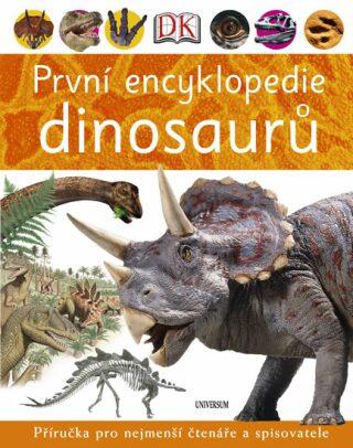 První encyklopedie dinosaurů - neuveden