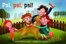 Psi, psi, psi - Ivona Březinová