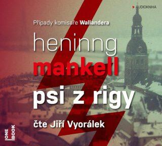 Psi z Rigy - Henning Mankell