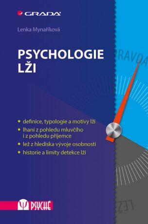 Psychologie lži - Lenka Mynaříková - e-kniha