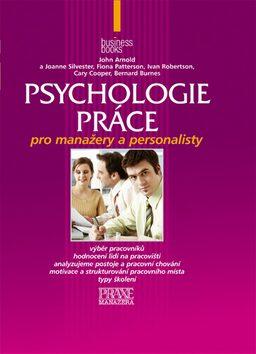 Psychologie práce - kolektiv