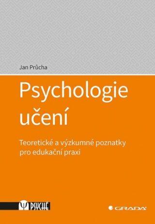 Psychologie učení - Jan Průcha