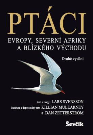 Ptáci Evropy, Severní Afriky, Blízkého východu - Lars Svensson