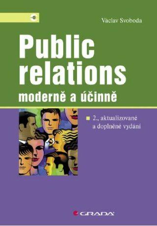 Public relations - moderně a účinně - Václav Svoboda - e-kniha