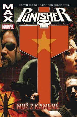 Punisher Max 7 - Muž z kamene - Garth Ennis, Fernandez Leandro