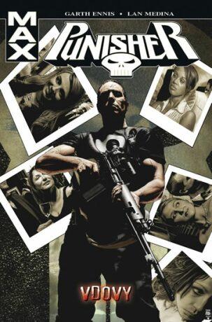 Punisher Max 8:  Vdovy - Garth Ennis