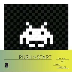 Push > Start - The Art of Video Games (+ vinyl) -