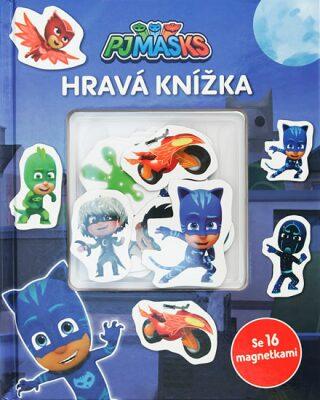Pyžamasky - Hravá knížka - kolektiv