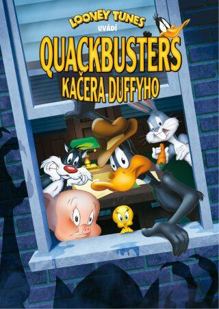 Quackbusters kačera Daffyho - DVD