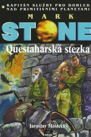 Questaharská stezka - Jaroslav Mostecký - e-kniha