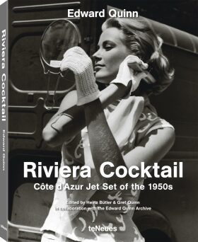 Riviera Cocktail: Cote d'Azur Jet Set of the 1950s (Small Format Edition) - Quinn