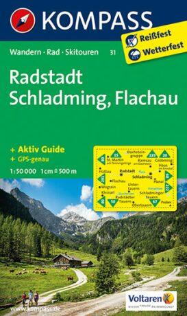 Radstadt-Schladming-Flachau  31     NKOM 1:50 - neuveden