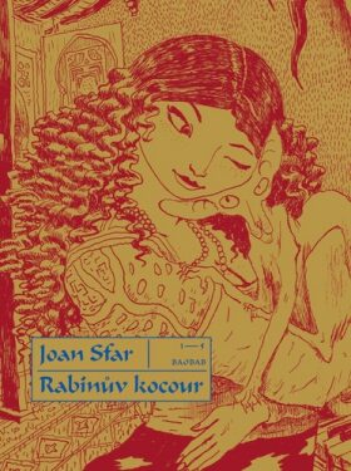 Rabínův kocour 1-5 - Joann Sfar Kletzmer