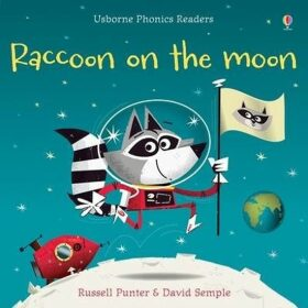 Raccoon on the Moon - Russell Punter