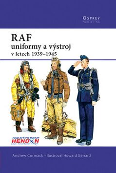 RAF uniformy a výstroj - Andrew Cormack