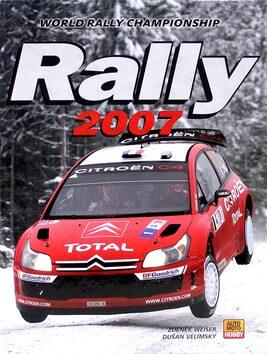 Rally 2007 - Dušan Velímský, Zdeněk Weiser