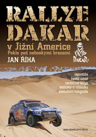 Rallye Dakar v Jižní Americe - Jan Říha