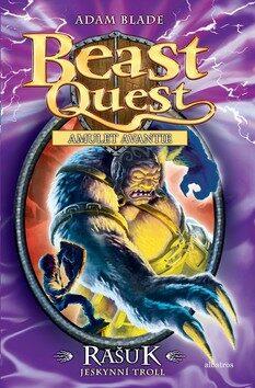 Rašuk, jeskynní troll - Beast Quest (21) - Adam Blade