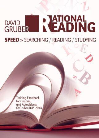 Rational Reading + hodinová koučovací konzultace vedená přímo autorem - David Gruber - e-kniha
