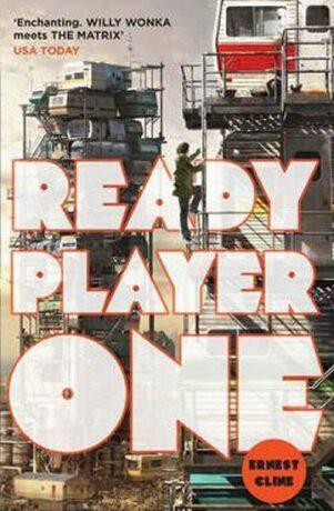 Ready Player One Anglicky Ernest Cline Knihy Dobrovsky