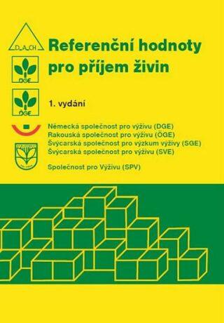Referenční hodnoty pro příjem živin - kolektiv autorů
