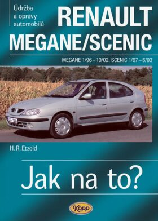 Renault Megane/Scenic 1/96 - 6/03 - Etzold Hans-Rudiger Dr.