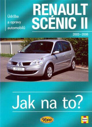 Renault Scenic II od r.2003 do r.2009