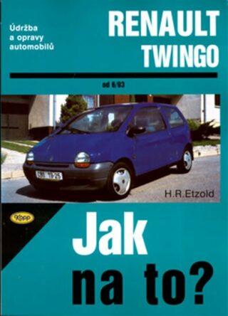 Renault Twingo od 6/1993 - Jak na to? - 44. - Etzold Hans-Rudiger Dr.
