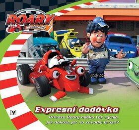 Roary závodní auto Expresní dodávka - David Ingham