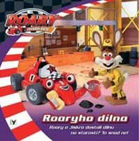 Roary, závodní auto Roaryho dílna - David Ingham