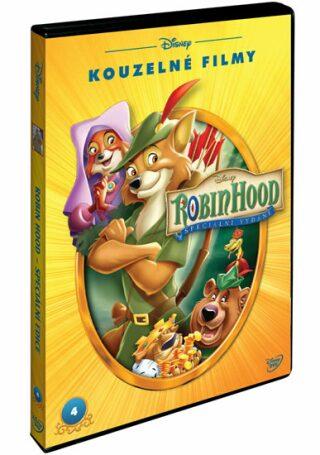 Robin Hood S.E. - Disney Kouzelné filmy - DVD