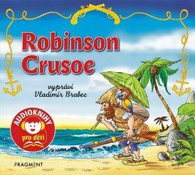 Robinson Crusoe - Jana Eislerová - audiokniha