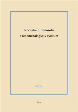 Ročenka pro filosofii a fenomenologický výzkum  2012 - Aleš Novák