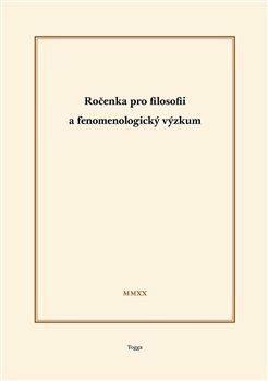 Ročenka pro filosofii a fenomenologický výzkum 2020 - Kolektiv