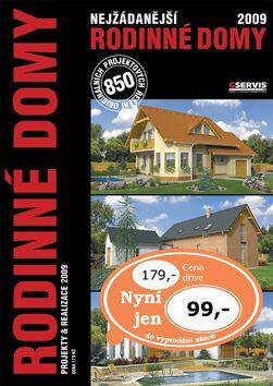 Rodinné domy 2009 - neuveden