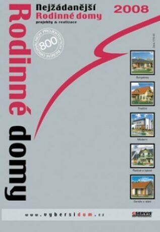 Rodinné domy 2008 - kolektiv autorů