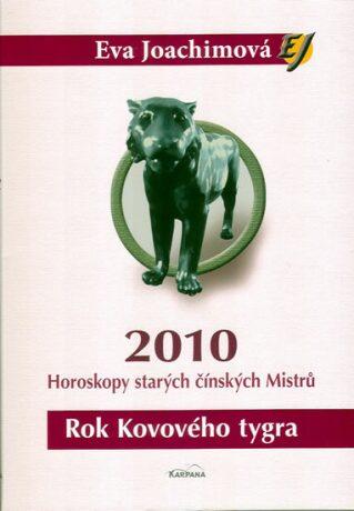 Rok Kovového tygra - Eva Joachimová