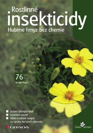 Rostlinné insekticidy - Roman Pavela - e-kniha