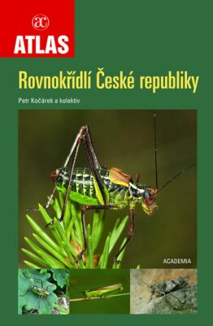 Rovnokřídlí České republiky - Kočárek Petr